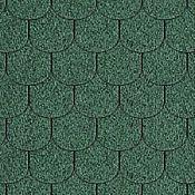 zelený šindeľ bobrovka