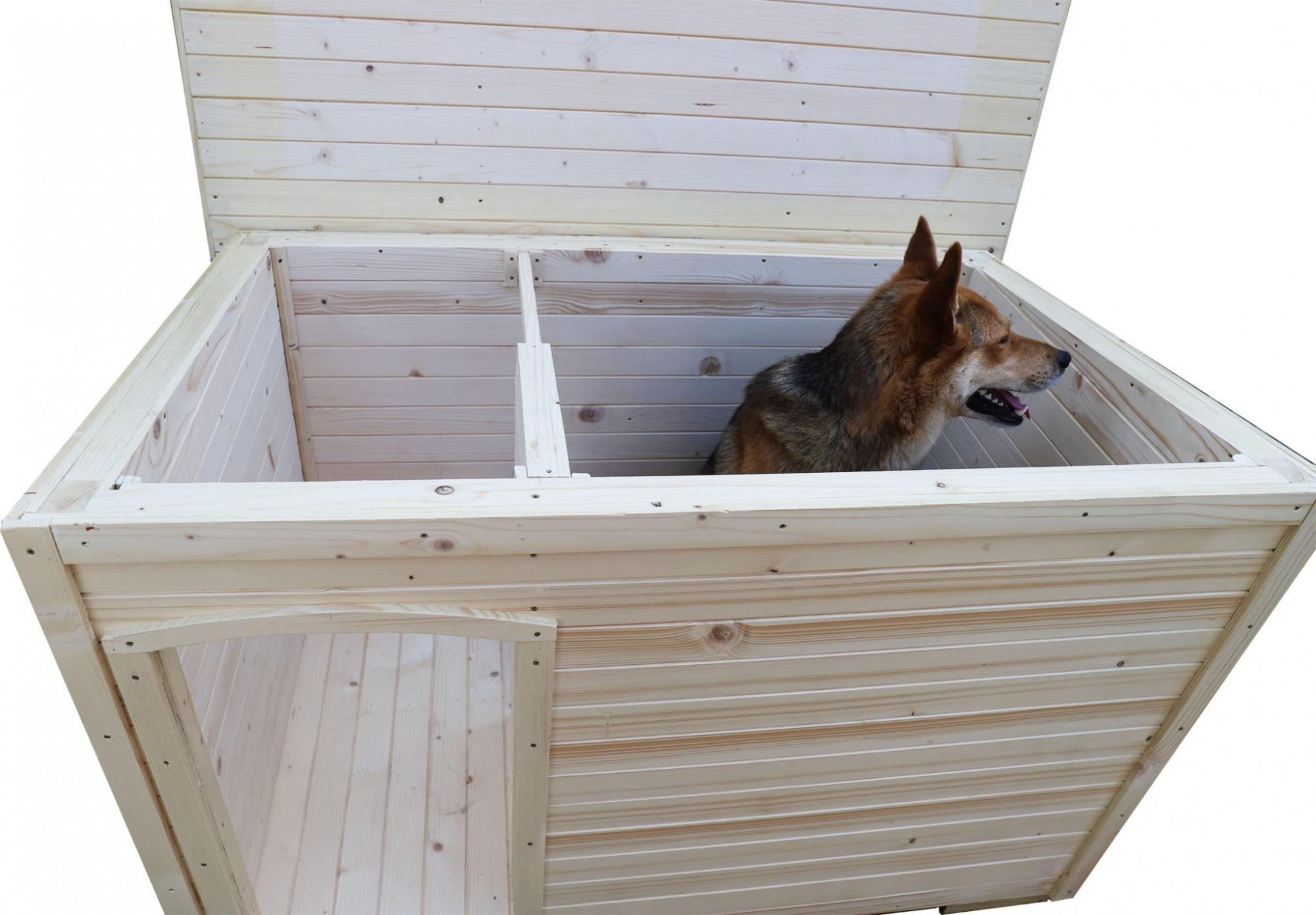 Zateplená psia búda SPOT