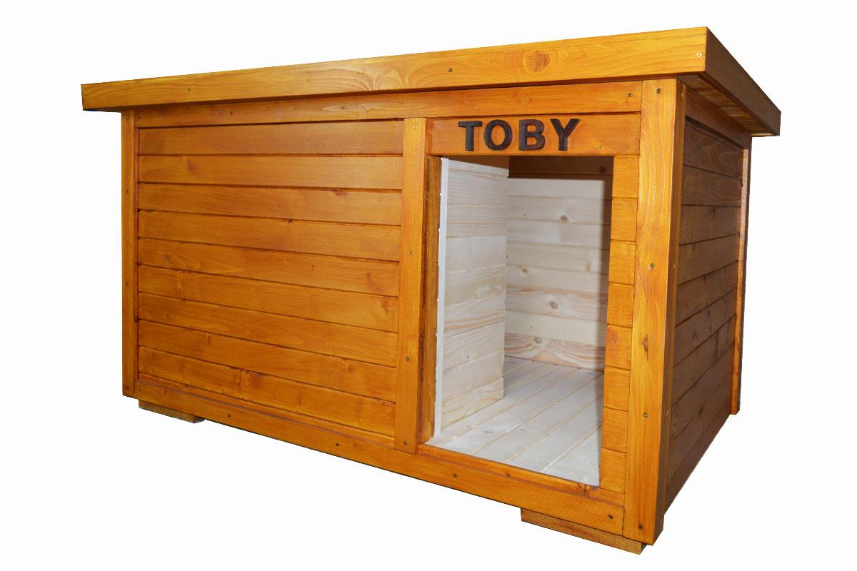 Zateplená búda pre psa TOBY