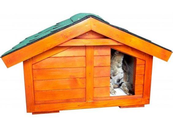 Zateplený domček pre mačku AZRAEL
