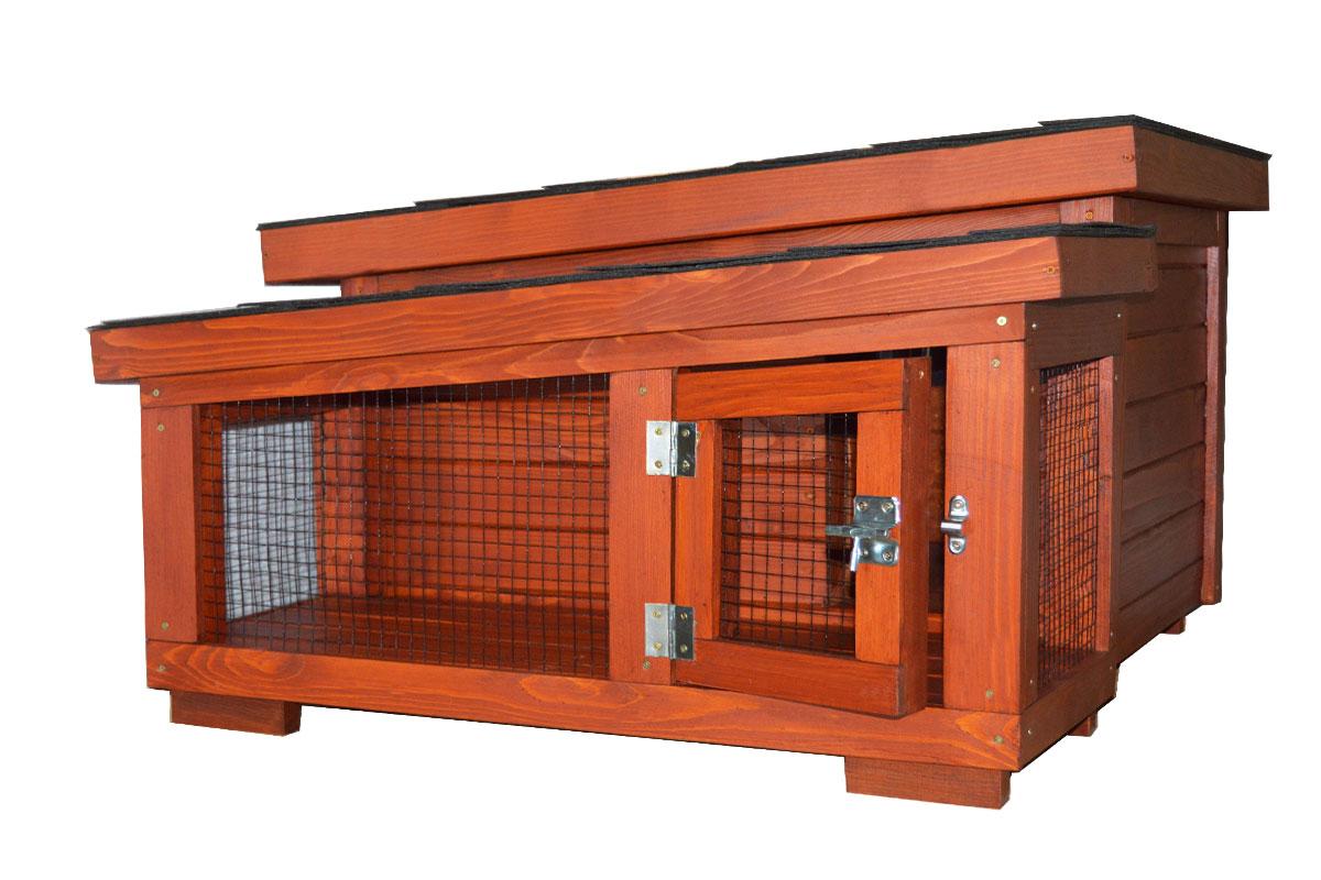 Zateplený domček pre mačku DARLING EXTRA