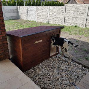 Zateplená psia búda SPOT xxl